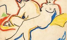 Кои са картините на артдилъра на Хитлер?