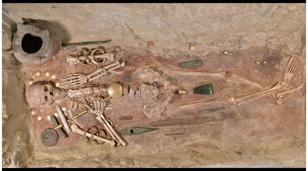 Загадъчният скок във времето на Варненската цивилизация