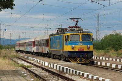 След рехабилитацията на железопътната инфраструктура допустимата скорост вече е 100 км/ч