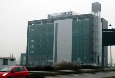 Сградата на Нова телевизия в София СНИМКА: Архив