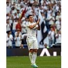 Хамес не получава много шансове в Мадрид