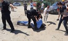 """Вижте размириците в """"Росенец"""" - трима арестувани (Снимки)"""