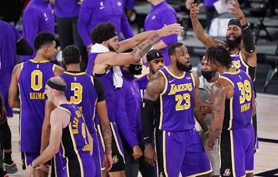 ЛеБрон изравни Карим Абдул-Джабар по финали в НБА