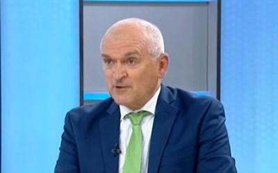 Главчев: Изслушването на Борисов в НС е в разрез с разпоредбите