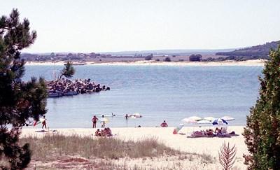 Созополските плажове са доста подходящи за деца, макар и не всички, тъй като са много пренаселени.