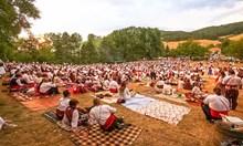 Сега е моментът хoрата в Жеравна да тропнат няколко ГРАОвски хорa... против уроки и за берекет