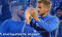 """""""Левски"""" благодари на исландец"""