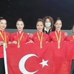 Камелия Дунавска направи Турция европейски шампион