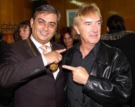 Цонко Цонев имаше голяма дружба с Джон Лоутън