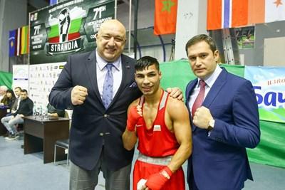 Снимки: Министерството на младежта и спорта