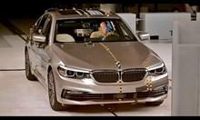 Краш тестове на луксозни коли