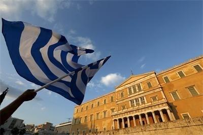 Резултат с изображение за 1974 г. - Чрез референдум Гърция