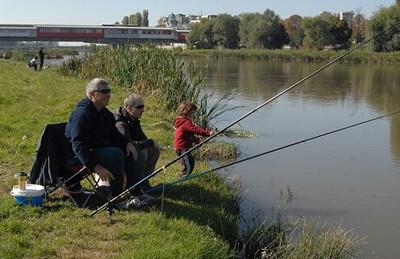 И през периода на забраната ще има по 3-4 водоема в област, където е разрешен любителският риболов.