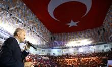 Ердоган: САЩ трябва да предадат Манбидж на сирийския народ