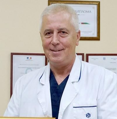Проф. Николай Петров
