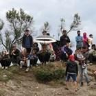 Словения изпрати допълнително 1000 полицаи на границата си с Хърватия в очакване на засилване на миграционния натиск СНИМКА: Ройтерс