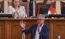 Йордан Цонев за кабинета на Слави: Ще пледирам ДПС да не носи отговорност за този политически булмач