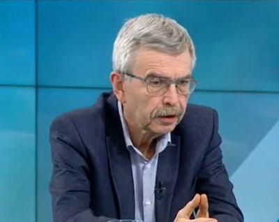 Емил Хърсев Кадър: БНТ