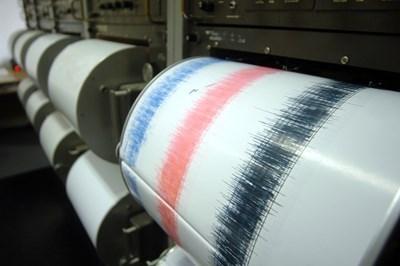 Земетресението е било от 4 по скалата на Рихтер. Снимка: Архив