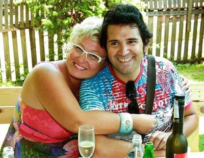 Мариела и съпругът й Цецо другата седмица ще станат родители.