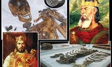 Царете Самуил и Калоян имали тежки травми от боздуган по главата