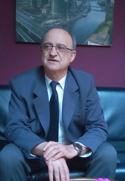 Проф. д-р Борислав Каменов, педиатър и имунолог в гр. Ниш, Сърбия