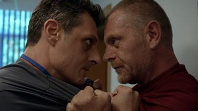 Velislav Pavlov and Julian Vergov within the series