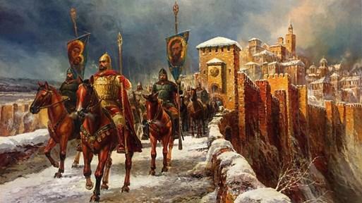 Спорът за произхода на търновския царски род Асеневци