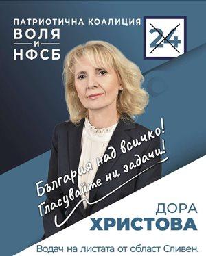 снимка на кандидата