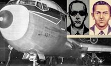 Легендата за Д. Б. Купър - бандита, който скочи с плячката си от движещ се самолет