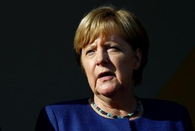 Ангела Меркел  СНИМКА : Ройтерс
