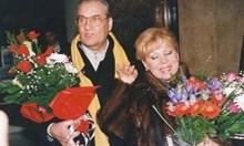 Дни преди да навърши 85 г. почина оперната прима Мирела Френи, вдовица на Николай Гяуров