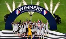 Франция победи Испания с 2:1 и спечели Лига на нациите
