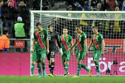 Националният ни отбор по футбол отстъпва с една позиция в световната ранглиста.