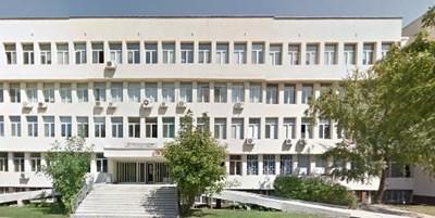 Военна болница в Пловдив СНИМКА: Гугъл стрийт вю