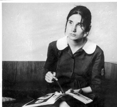 Петя Дубарова. Снимка Архив