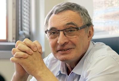 Евгени Диков е член на ВСС, избран от квотата на следователите. Преди това бе директор на Националната следствена служба. СНИМКА: Румяна Тонeва