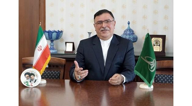 Иранският посланик: Солеймани няма отношение към атентата в Бургас, това е фалшива новина