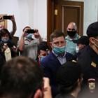 Сергей Фургал е в предварителен арест по обвинения, че е замесен в няколко убийства, извършени преди около 15 години. Снимки: Ройтерс