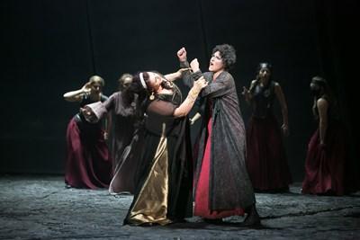 СНИМКИ: Софийската опера