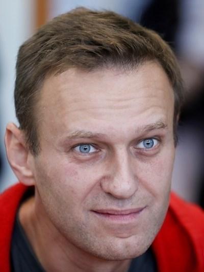 Руският опозиционер Алексей Навални СНИМКА: Ройтерс