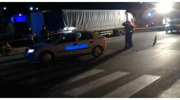Охранителят, отнесъл момиче на пешеходна пътека в Горна Оряховица, е в ареста
