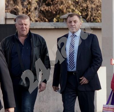Алексей Петров на влизане в съда СНИМКИ: Десислава Кулелиева СНИМКА: 24 часа