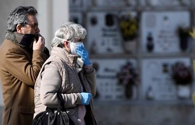 Кадър от Италия: Ройтерс