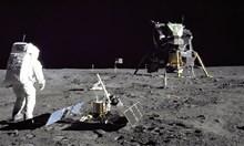 """""""Аполо 11"""" преди кацането на Луната: Тук има гости! Извънземни кораби"""