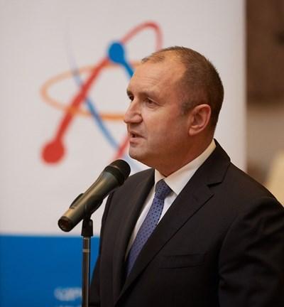 Снимка: прессекретариат на държавния глава