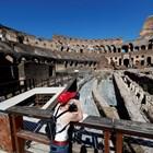 Колизеят в Рим отвори врати след 84-дневно затваряне.