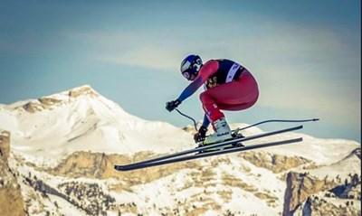 Свиндал лети към олимпийската титла.