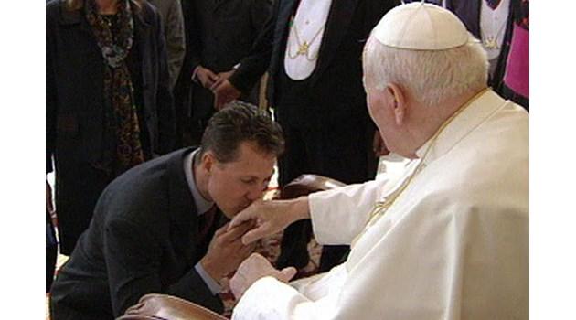 """Билд"": Шумахер говореше с Бог по своему"