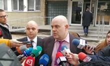 Петима полицаи са задържани за рекета на търговци в четвърто РУ